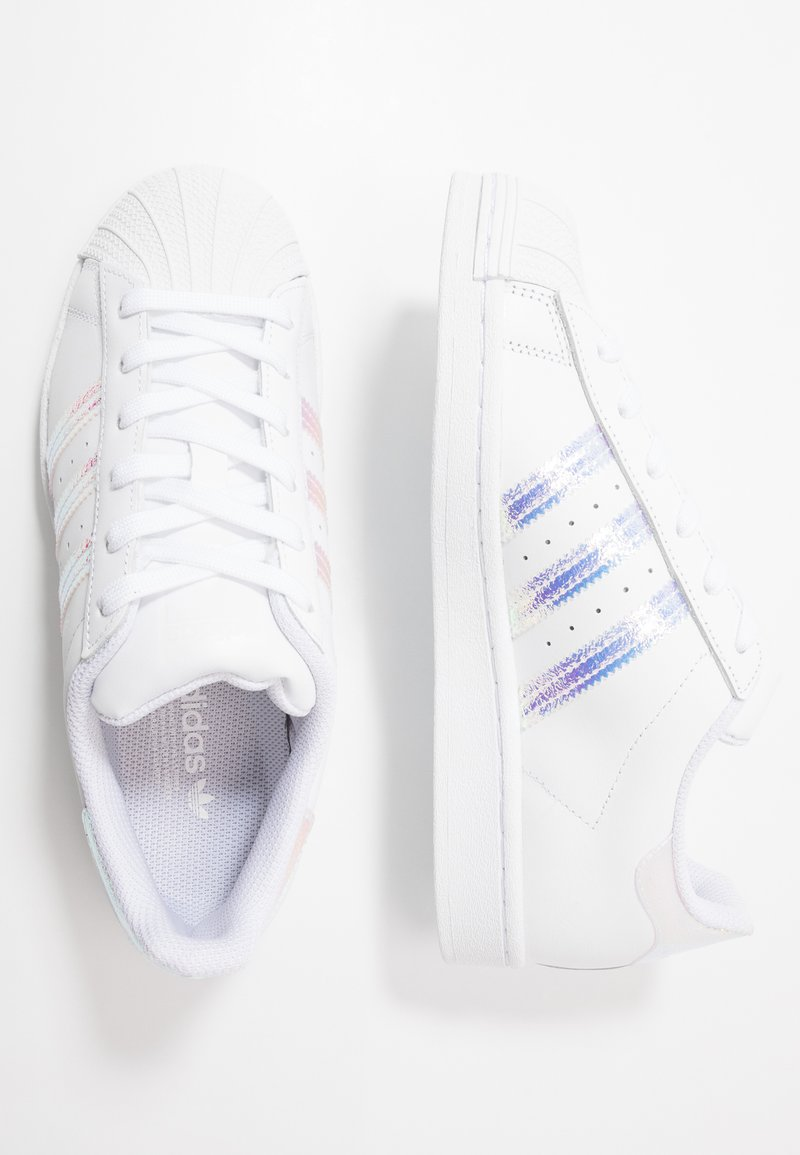 adidas Originals - SUPERSTAR - Trainers - footwear white