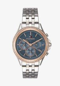 Tommy Hilfiger - ARI DRESSED UP - Horloge - silver-coloured - 1