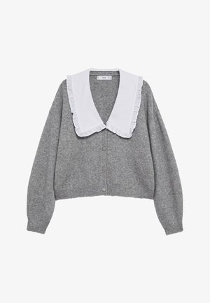 LORETO - Chaqueta de punto - gris
