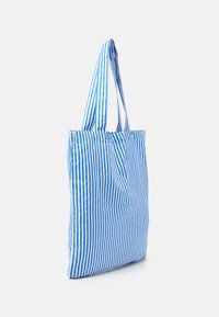 Mads Nørgaard - SOFT ATOMA - Tote bag - blue/white - 1