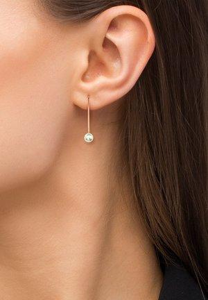 OHRSCHMUCK AURA - Earrings - light grey