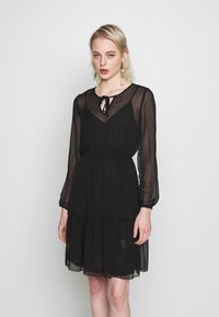 ONLY - ONLTARA  - Day dress - black - 0