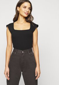 Dr.Denim Petite - NORA PETITE - Relaxed fit jeans - graphite - 3