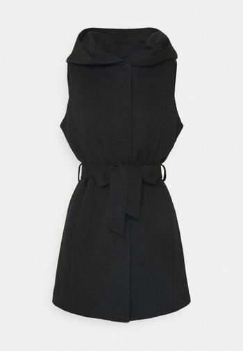 ONLSEDONA LIGHT WAISTCOAT - Waistcoat - black