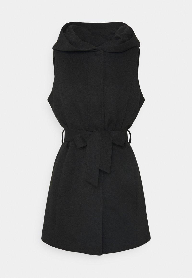 ONLY - ONLSEDONA LIGHT WAISTCOAT - Vest - black