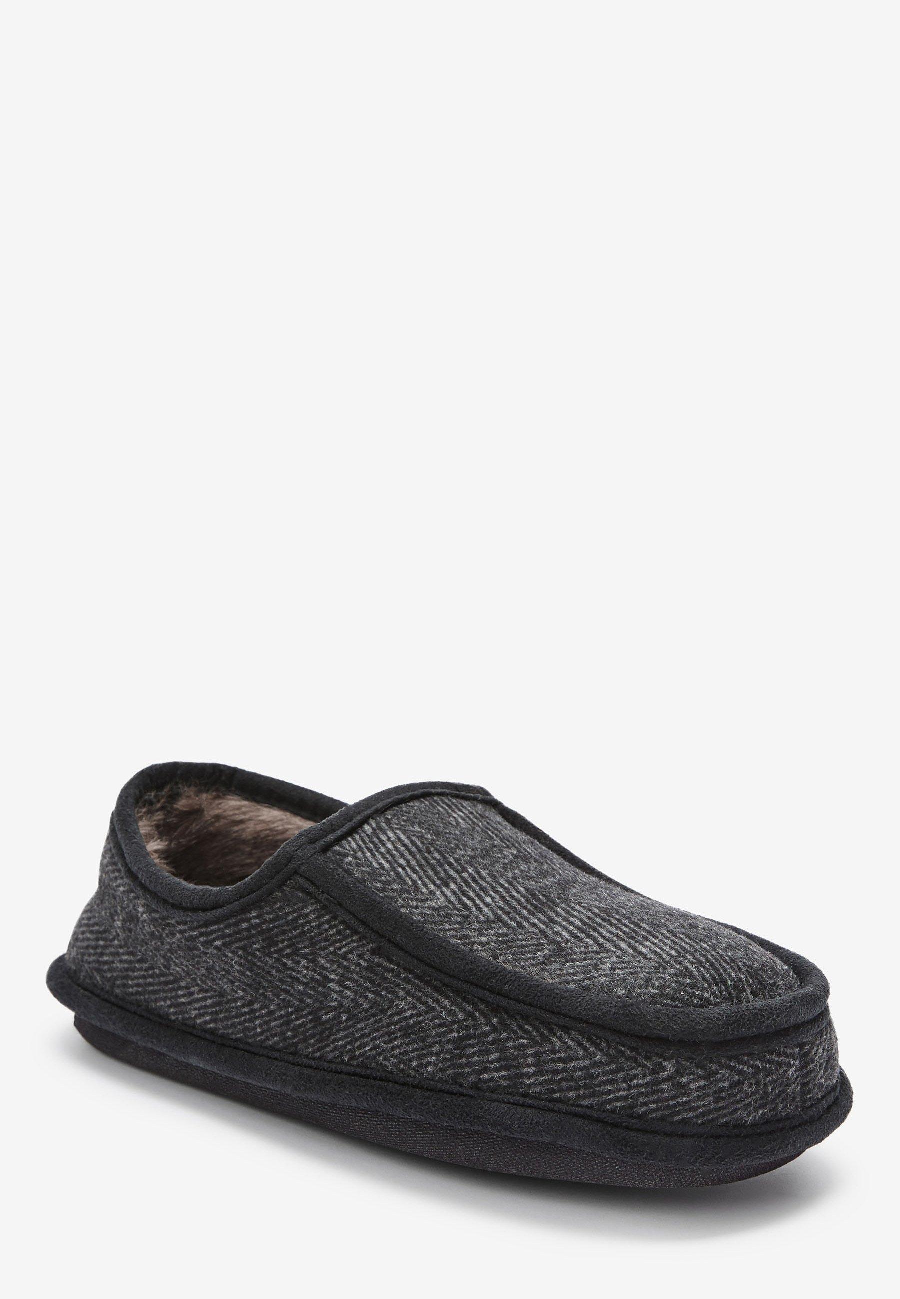 Next Slip-ins - grey/grå - Herrskor AvNCx