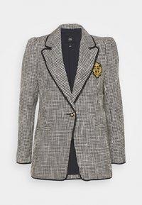 CRAWFORD BADGE - Short coat - black