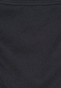 Abercrombie & Fitch - RUCHED KEYHOLE SET - Bikini - navy - 3