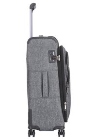 Stratic - MAXCAP  - Wheeled suitcase - grey - 4