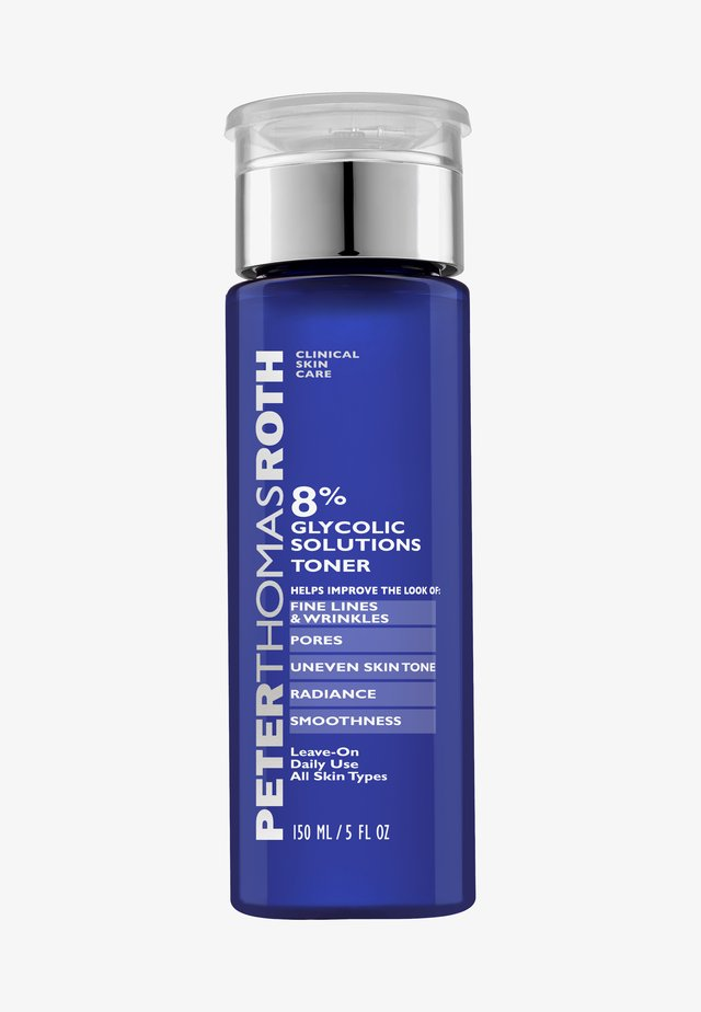 8% GLYCOLIC SOLUTIONS TONER  - Tonic - -
