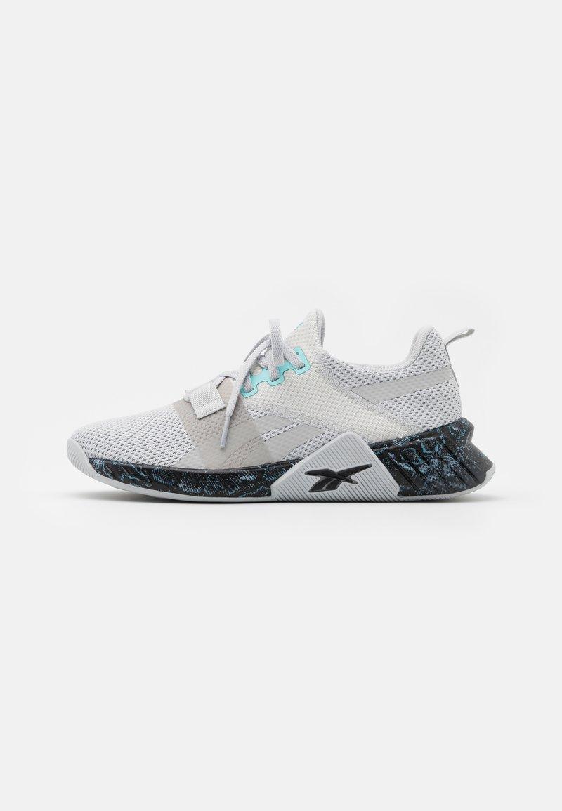 Reebok - FLASHFILM TRAIN 2.0 - Sports shoes - grey/core black