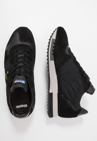 Blauer - QUEENS - Sneakersy niskie - black - 1