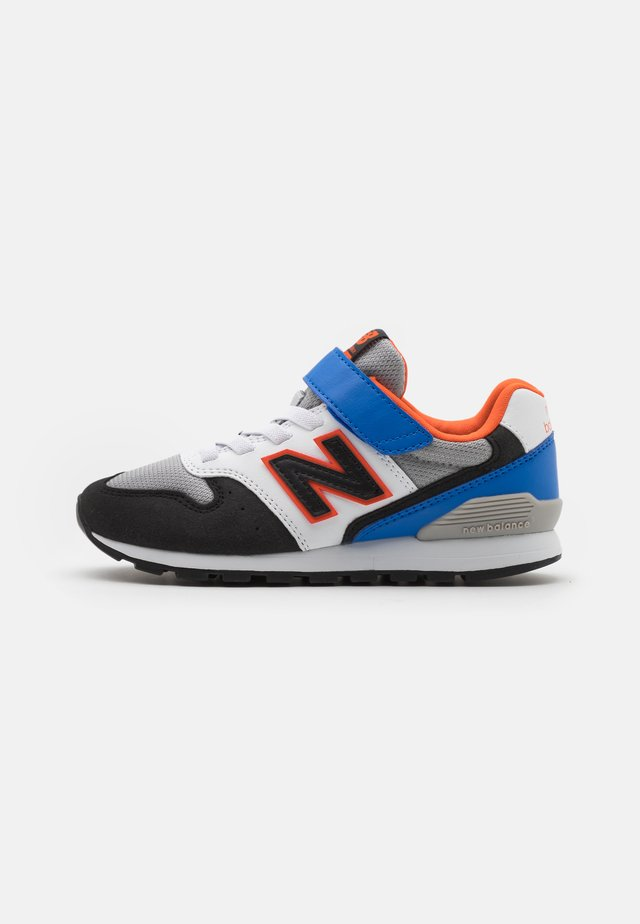 YV996MBO - Sneakers laag - blue/orange