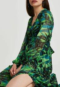 River Island - Maxi dress - green - 3