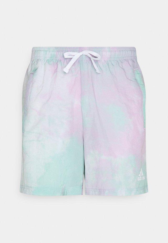 Sports shorts - clear mint/clear lilac