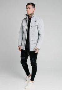 SIKSILK - Light jacket - grey - 1