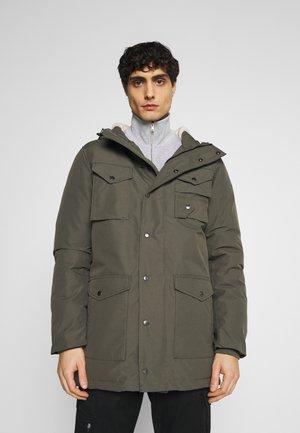 HARRISS - Winter coat - khaki