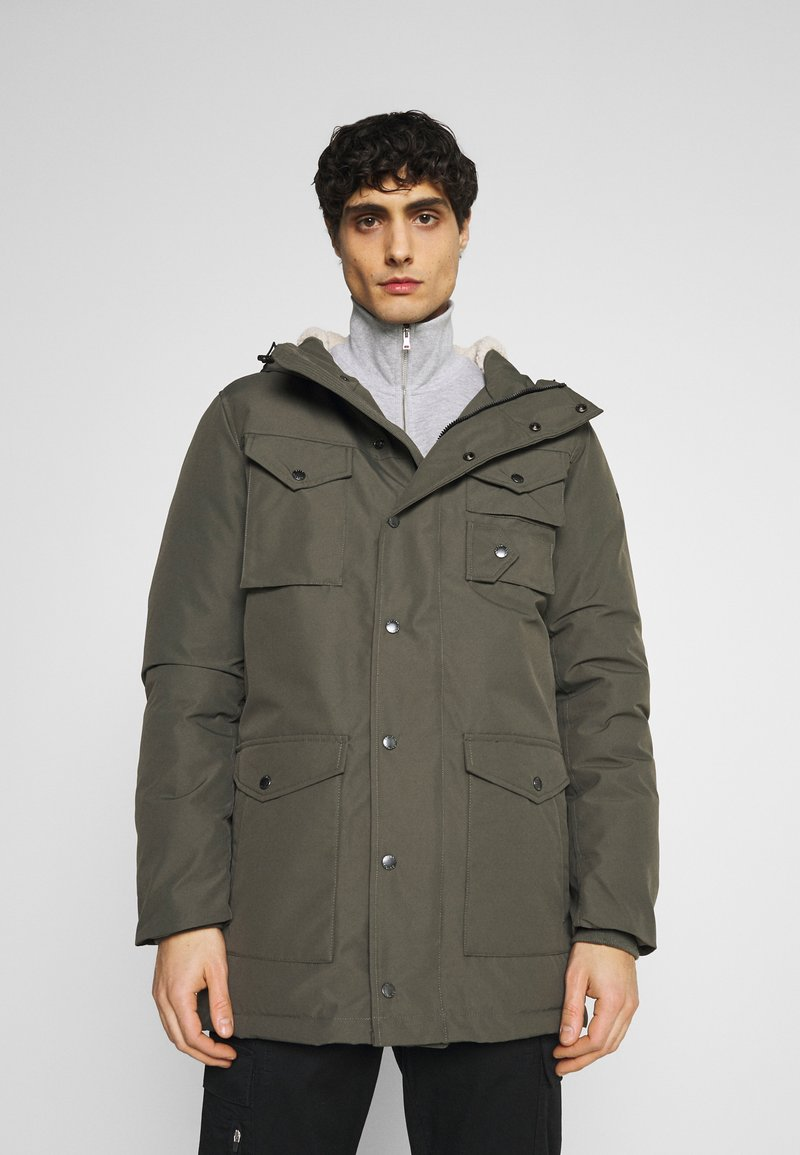 Schott - HARRISS - Winter coat - khaki