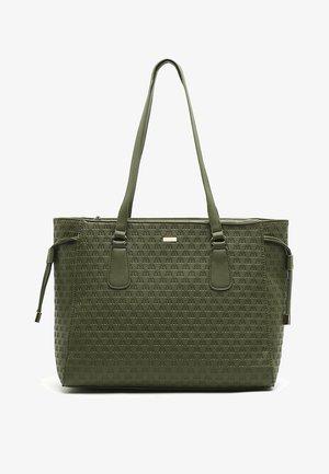 CLASSIQUE - Handtas - Green