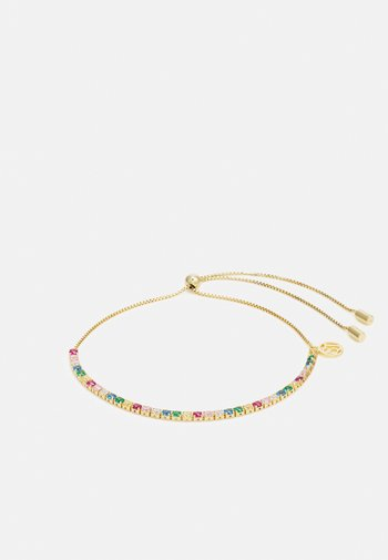 ELLERA TENNIS BRACELET - Bracelet - gelbgold-coloured