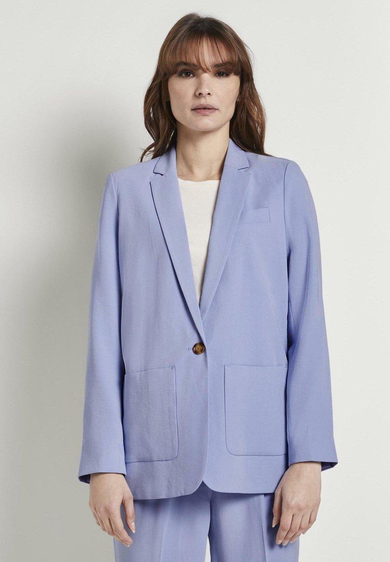TOM TAILOR - Blazer - parisienne blue