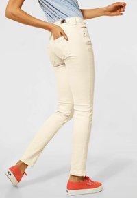 Street One - Trousers - beige - 1
