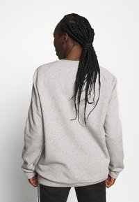 adidas Performance - CREW - Sweatshirt - medium grey heather - 2