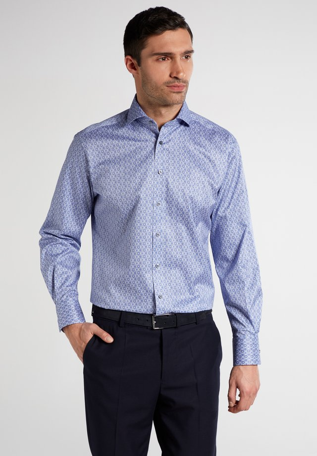 MODERN FIT - Chemise - blue