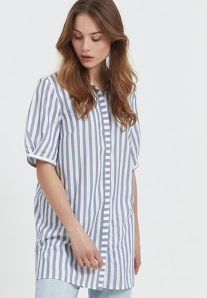 PZGRACIE PREMIUM - Koszula - blue/white striped