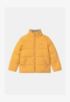 SOLID PADDED UNISEX - Winterjacke - yellow