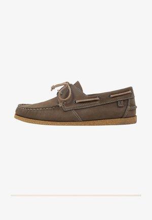 Buty żeglarskie - grey