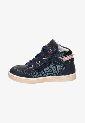 Baby shoes - blauw