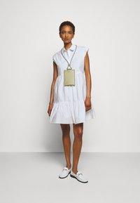 Claudie Pierlot - RICATI - Shirt dress - blanc - 1