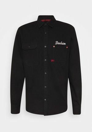 LINCOLN - Skjorta - black
