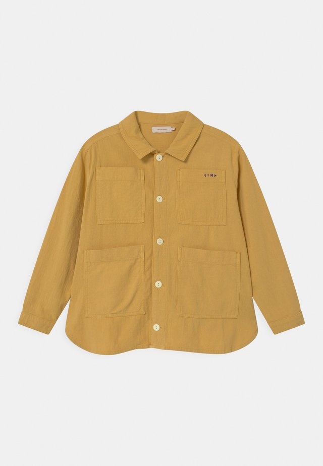 SOLID UNISEX - Camisa - yellow