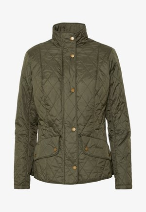 FLYWEIGHT CAVALRY QUILT - Light jacket - olive