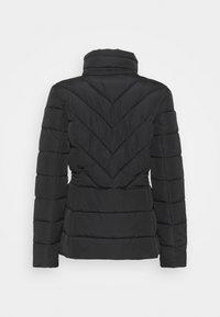 Dorothy Perkins Tall - SUSTAINABLE PADDED JACKET - Light jacket - black - 1