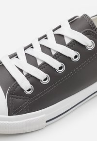 Cotton On - CLASSIC TRAINER LACE UP - Trainers - grey - 5