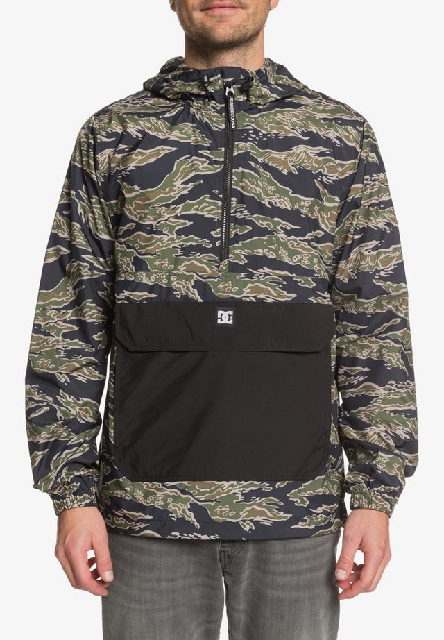 SEDGEFIELD PACKABLE - Windbreaker - s1 20 camo