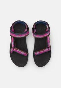 Teva - HURRICANE XLT 2 UNISEX - Walking sandals - vista blue indigo - 3