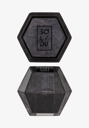 SOAP PURITY. - Soap bar - black