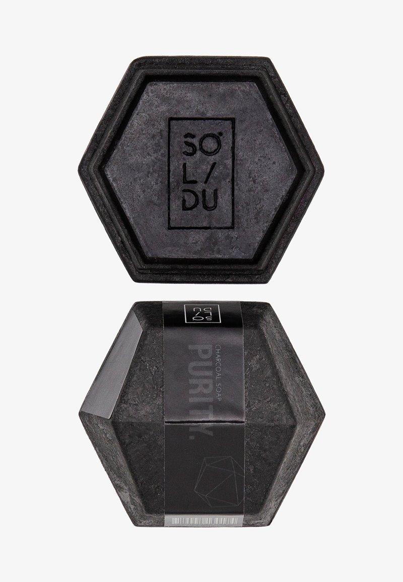 Solidu - SOAP PURITY. - Saponetta - black