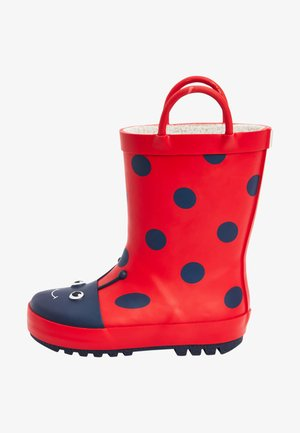 HANDLE - Wellies - red