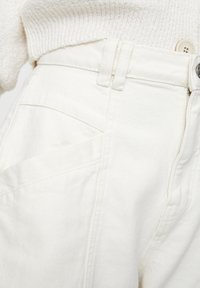 PULL&BEAR - Džíny Relaxed Fit - white - 5
