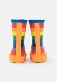 Hunter ORIGINAL - ORIGINAL KIDS FIRST CLASSIC RAINBOW PRINT WELLINGTON BOOTS - Kumisaappaat - multicoloured - 2