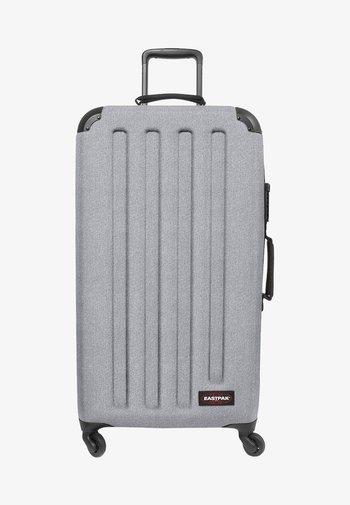TRANZSHELL L CORE COLORS REISEGEPÄCK  - Wheeled suitcase - sunday grey
