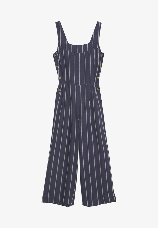 HALLIE - Jumpsuit - dark blue