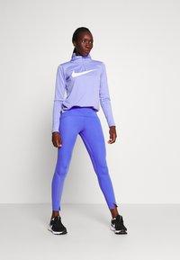 Nike Performance - Tights - sapphire/gunsmoke - 1