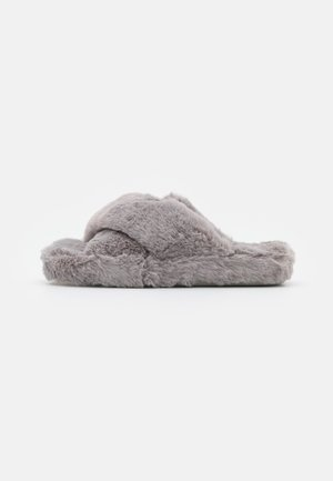 LOPPLY - Tohvelit - light grey