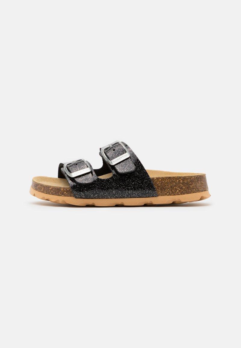 Superfit - FUSSBETTPANTOFFEL - Domácí obuv - schwarz